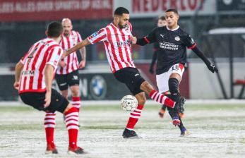 Drama Delapan Gol PSV Eindoven