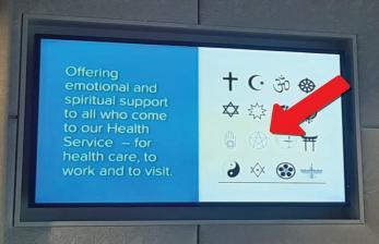 Pasang Pentagram, Rumah Sakit Ini Akui Pemuja Setan