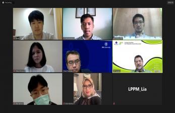 LG International Ajak LPPM IPB Kerja Sama Pengembangan Sawit