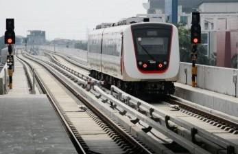 Masyarakat Berharap LRT Jadi Solusi Kemacetan
