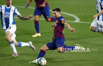 Bartomeu: Messi akan Mengakhiri Kariernya di Barcelona