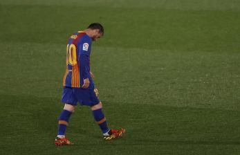 Kekalahan dari Celta Bakal Laga Terakhir Messi di Camp Nou?