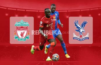 Taklukkan Palace, Liverpool ke Puncak Klasemen