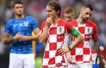 Modric Akui Sulit Bagi Kroasia Sampai di Final Euro 2020