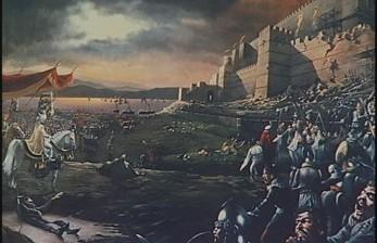 Strategi Genius Muhammad Al-Fatih Taklukkan Konstantinopel