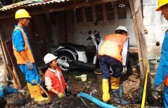 Pasokan Air Palyja di Jakarta Mulai Malam Ini Terganggu
