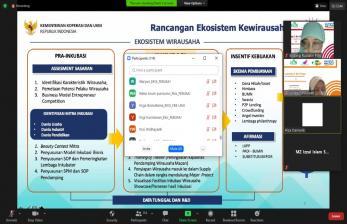 PIBK UMJ Luncurkan Platform E Mart Xpooz