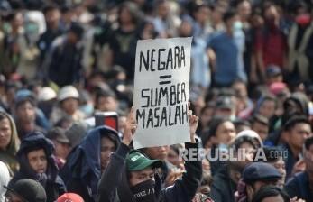 Aksi Gejayan Memanggil Berjalan Meski Ditolak Para Rektor