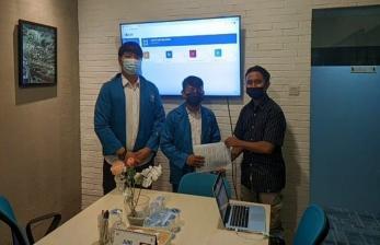 Mahasiswa UBSI Ciptakan Aplikasi <em>Meeting Room </em>Basis Web