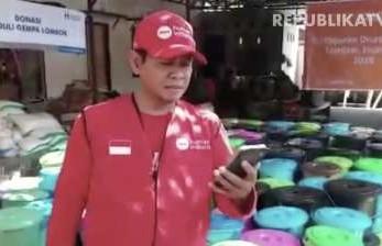 PKPU: 250 Paket <em>Hygine Kit</em> Didistribusikan di Lombok