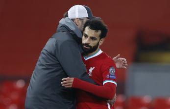 Klopp tak Ragukan Komitmen Salah di Liverpool