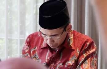 TGB: Berjuang tidak Harus Berada di Tim Pemenangan Jokowi
