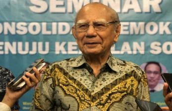 Emil Salim: Normal Baru Bukan Normal Seperti Kemarin-Kemarin