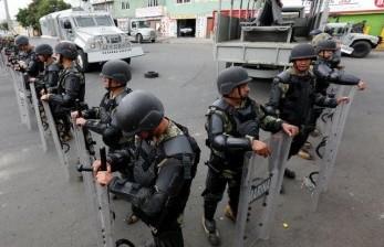30 Marinir Meksiko Ditangkap Terkait Kasus Orang Hilang