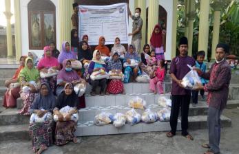 Markaz Dakwah UMM Tebar Kebaikan di Malang Selatan