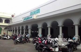 Zona Merah, Masjid Agung Kudus tak Gelar Sholat Jumat