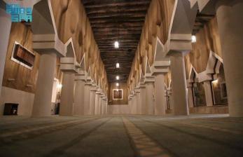 Masjid Al-Towaim Dibuka untuk Jamaah Setelah Direnovasi