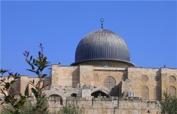 Yordania Kutuk Pelanggaran di Masjid Al Aqsa