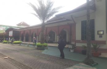Melacak Jejak Sejarah Masjid Cipaganti Bandung