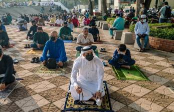 15 Jamaah Masjid di Kedah Meninggal karena Covid-19