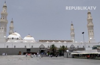 Masjid Quba, Masjid Pertama Rasulullah Saat Hijrah