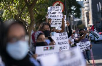 Afsel tak Setuju Israel Jadi Pengamat di Uni Afrika