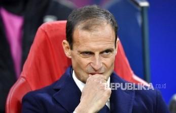 Presiden Cagliari Sebut Allegri akan Melatih di Luar Italia