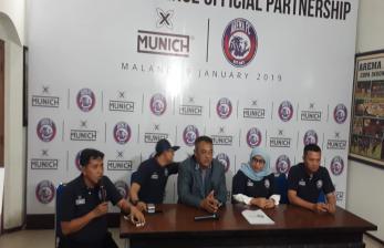 Arema FC Masih Tunggu Keputusan Sistem Liga 1