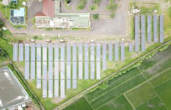 Dorong Perluasan EBT, Pertamina Bangun PLTS 1,34 MW