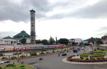 Masjid Agung Al-Furqon Jadi Ikon Baru Bandarlampung