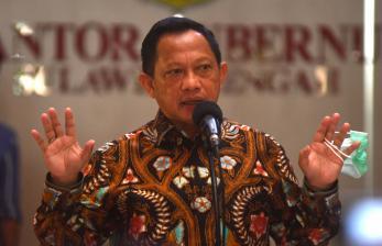 Tito Sarankan Konser Kampanye Pilkada Secara Daring