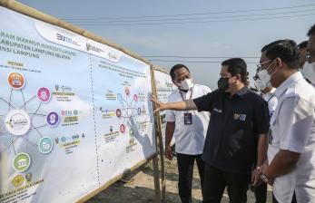 Program Makmur Berikan Ekosistem yang Baik Bagi Petani