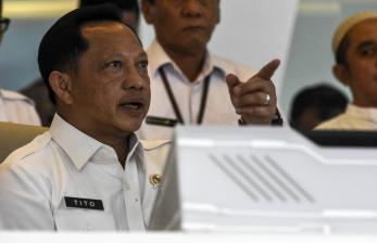 Tito Awasi Realisasi Anggaran Pilkada 2020