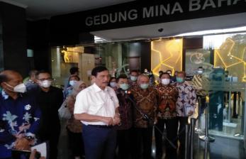 Kasus Edhy Prabowo, Luhut Ingatkan KPK Jangan Berlebihan