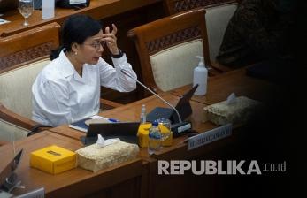 Bribes at Ministry of Finance, Sri Mulyani Feels Betrayed