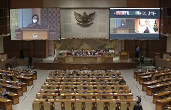 Fasilitas Isoman Anggota DPR Mutlak Dibatalkan