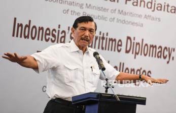 Luhut: PPKM Level 4 Diterapkan di 95 Daerah di Jawa-Bali