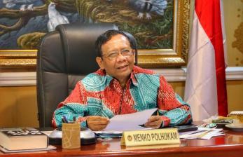 Mahfud: PP PSBB Memuat Semua Ide Selesaikan Covid-19