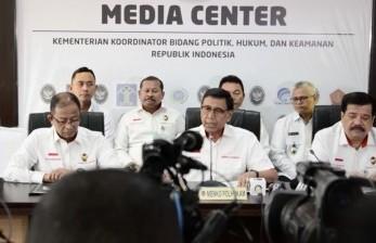 Revisi UU KPK, Wiranto: Jangan Curigai Presiden