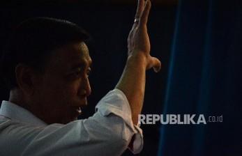Ledakan di GBK, Wiranto: Jangan Berspekulasi