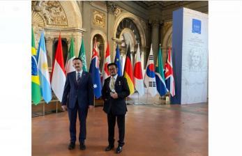 Mentan Sebut RI Siap Jadi Ketua AWG di Pertemuan Menteri G20