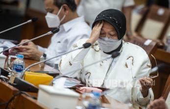 Mensos: Gotong Royong Ringankan Beban Selama Pandemi