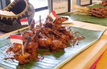 Potensi Wisata Kuliner Indonesia