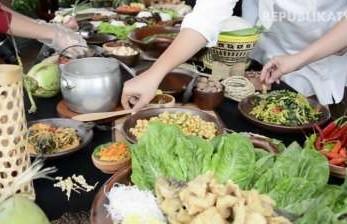 Makanan Indonesia Dinilai tidak Membosankan