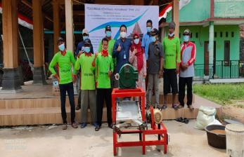 Tim PKM UNS Ciptakan Mesin Pembuat Tepung Ikan