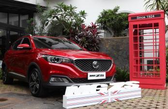 Kembali ke Pasar Indonesia, Morris Garage Fokus Promo Brand