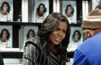 Perjuangan Michelle Obama Lawan Gangguan Kecemasan
