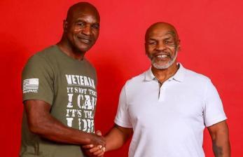 Holyfield Desak Tyson Tandatangani Kesepakatan Duel