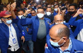 Mahfud MD: Pemerintah Anggap KLB Hanya Pertemuan Kader