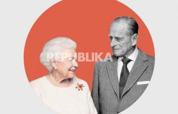 Momen Penting Hidup Pangeran Philip